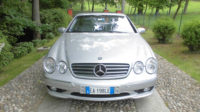 Mercedes CL 55 AMG