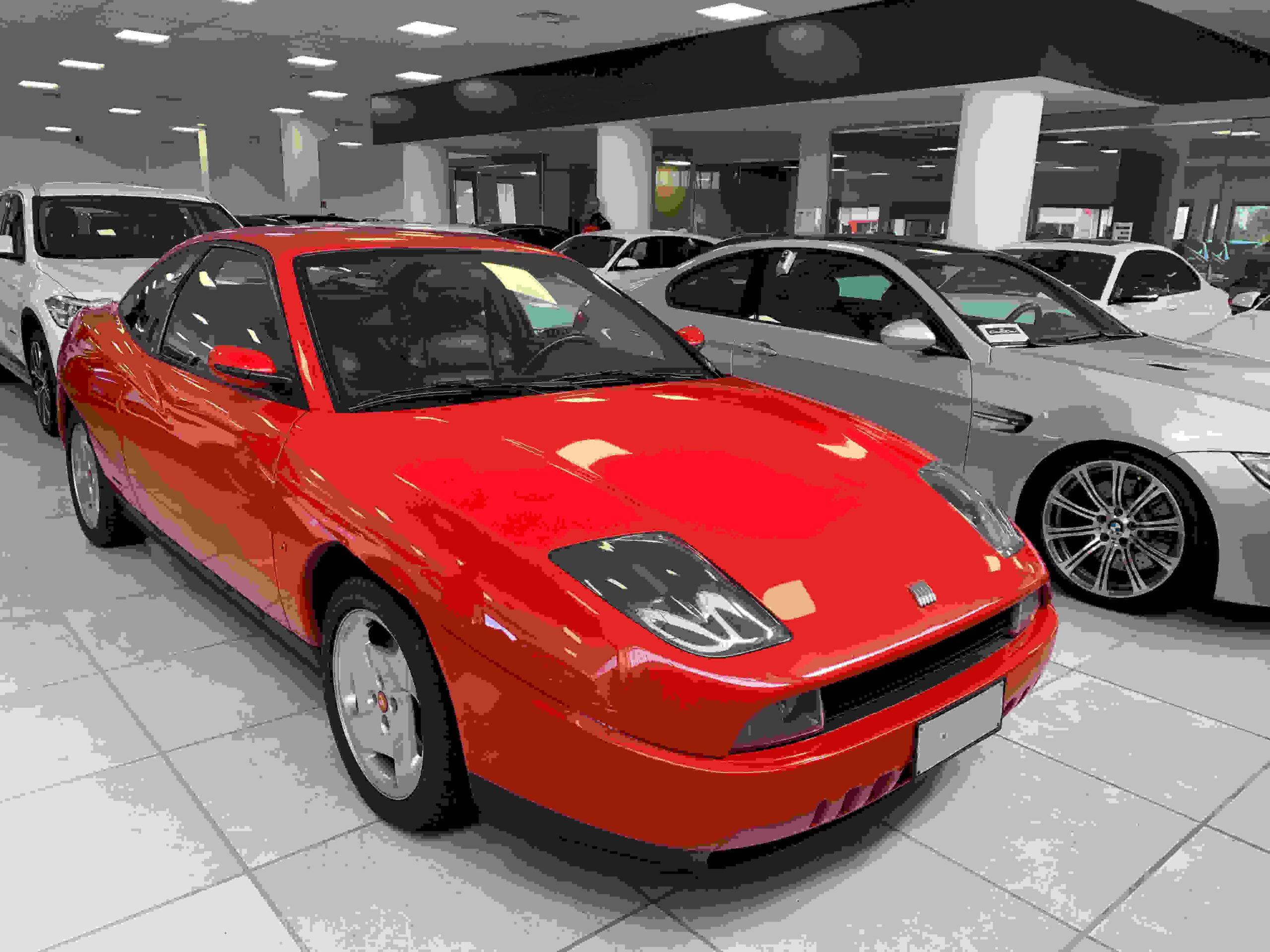 Fiat Turbo Coupe