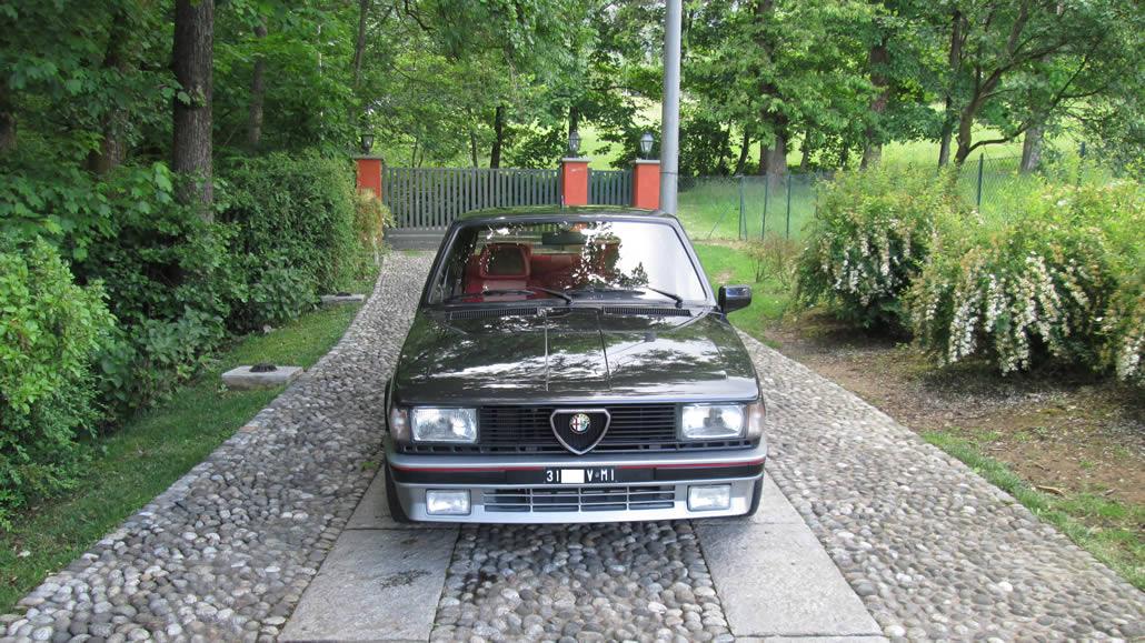 Alfa Romeo Giuglietta Turbodelta