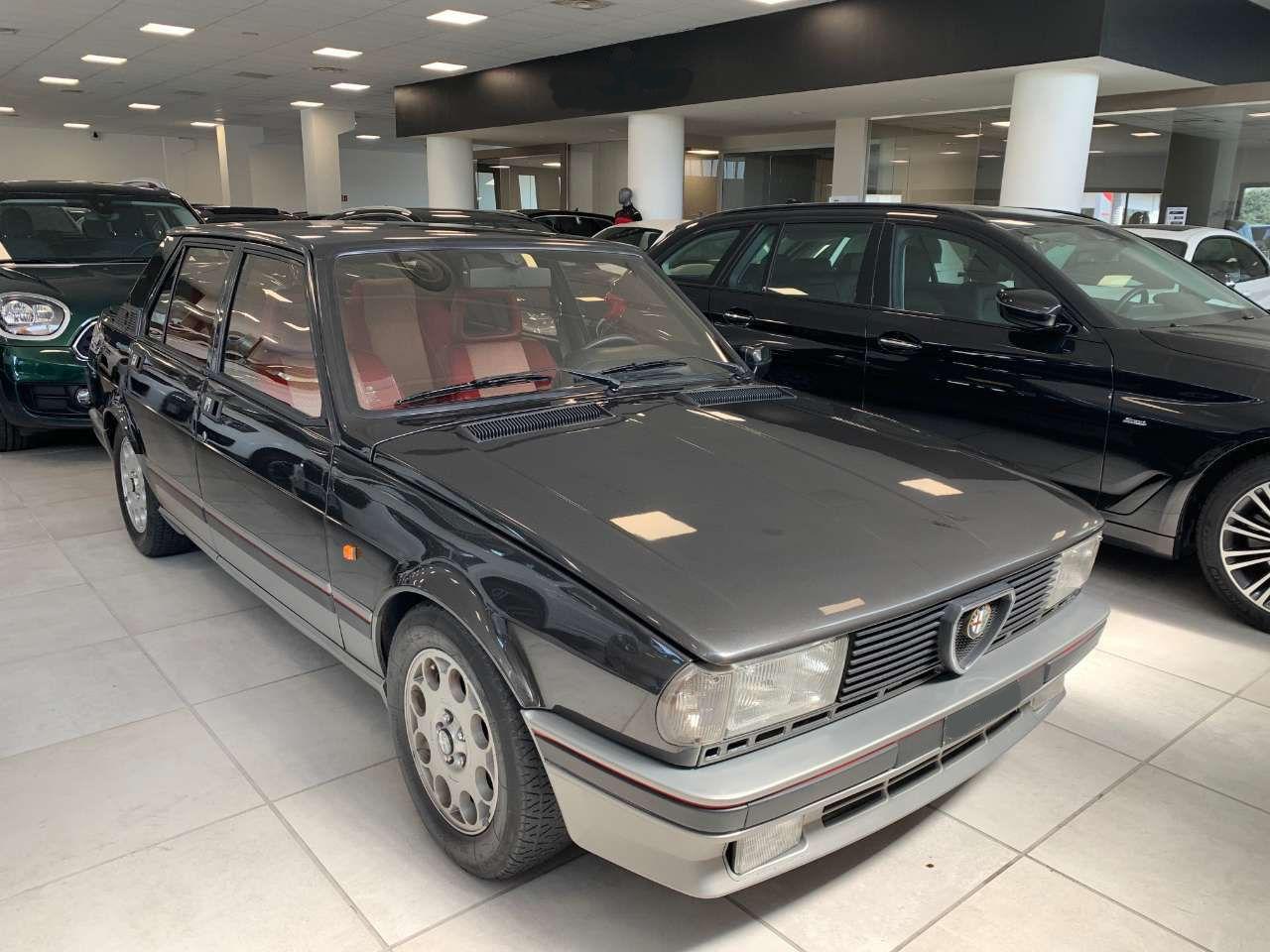 Alfa Romeo Giulietta Autodelta Turbodelta