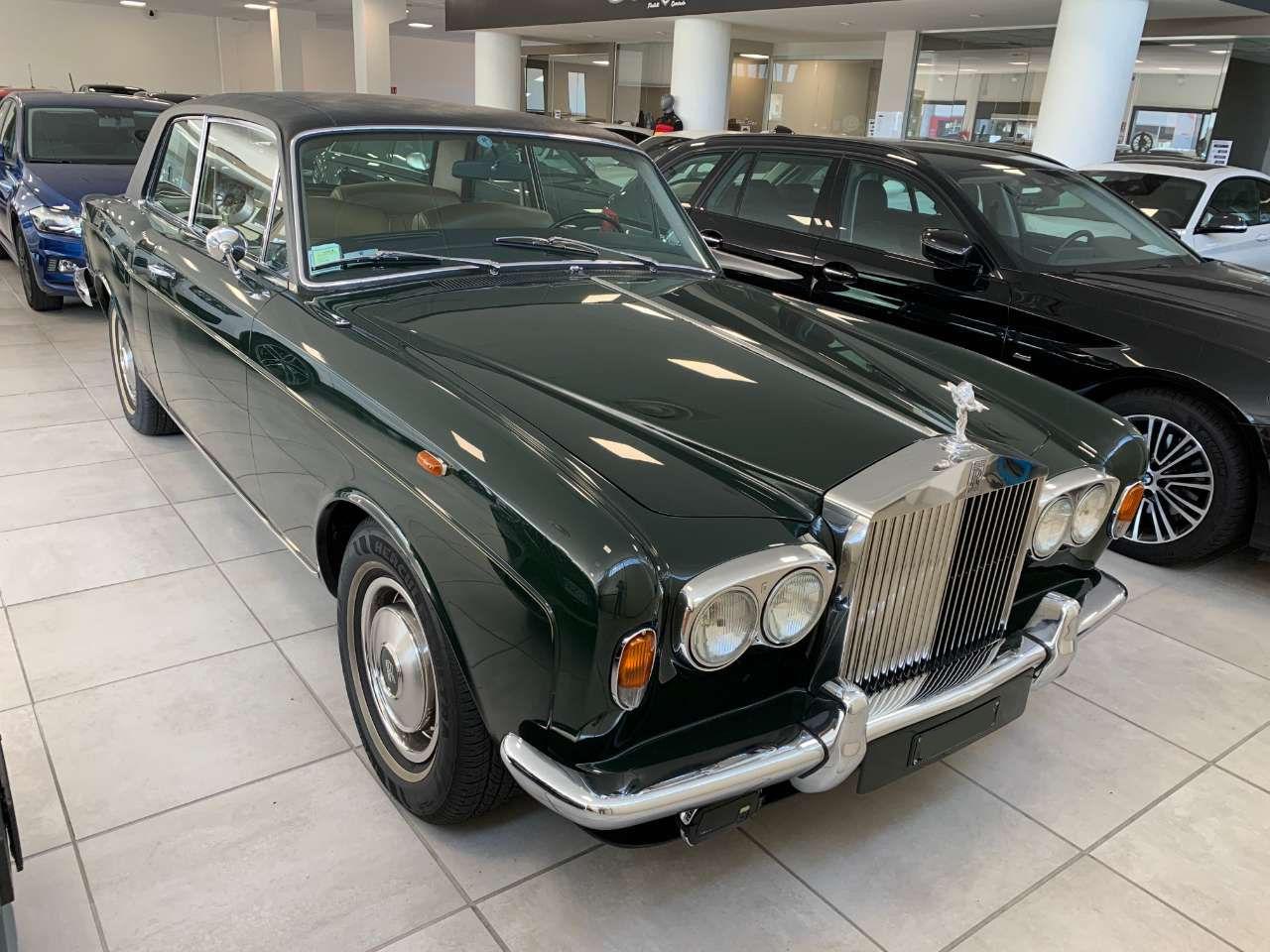 Rolls Royce Corniche Coupé